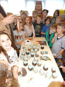 juliana van stolberg, cacaomiddag, 5,4,2016